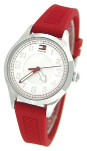 Tommy Hilfiger Tommy Hilfiger Silicone Strap Ladies Watch