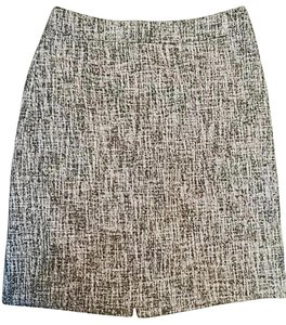 Kate Spade New York Pencil Mini Mini Skirt Gray