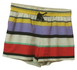 Kensie Shorts Multicolored stripes