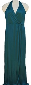 Mango Halter Maxi Dress