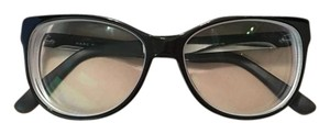 Marc by Marc Jacobs Black cateye glasses frame