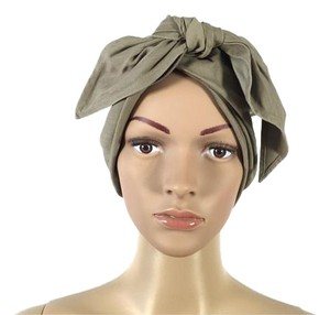 Dior Christian Dior Taupe Bow-Tie Hat