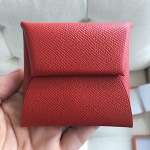 Hermès Hermes Bastia Coin purse Epsom Leather