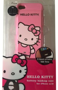 Hello Kitty HELLO KITTY BATTERY BACKUP CASE FOR APPLE IPHONE 4 AND 4S