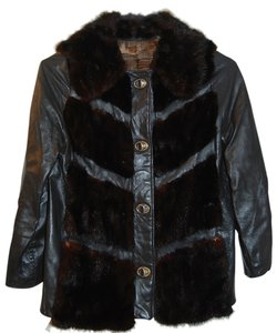 couture mink Unique One Of A Kind Vintage Fur Coat