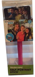 Discovery Kids Selfie Stick (Pink)