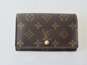 Louis Vuitton Louis Vuitton Monogram Porte Billets Tresor Wallet