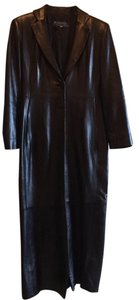 RACHELLE GENUINE LEATHER ANKLE LEGNTH, Trench Coat