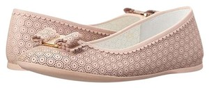 Salvatore Ferragamo Kids Kids Loafers Light Pink Flats