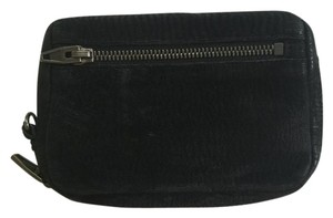Alexander Wang Fumo Wallet Clutch Wristlet in Black