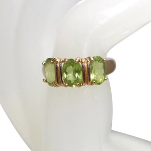14K PERIDOT RING PRELOVED
