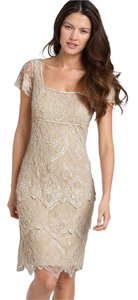 Pisarro Nights Beaded Tiered Formal Dress