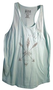 Billabong Indian Design Top seafoam green