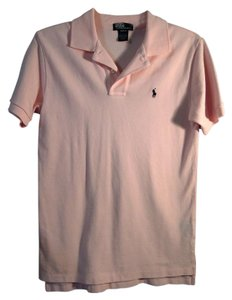 Polo Sport Top pink