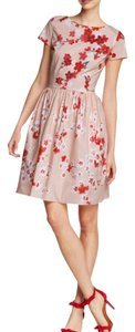 Oscar de la Renta Cocktail Floral New Dress
