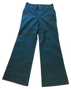 Banana Republic Flare Pants Teal
