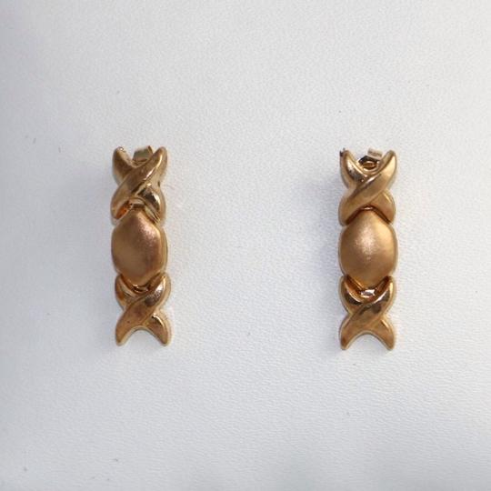 Other NWOT- XO 14KT YELLOW GOLD EARRING