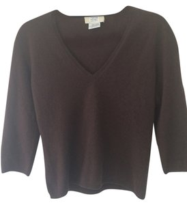 1 Madison 100% Cashmere Made In Italy Sweater