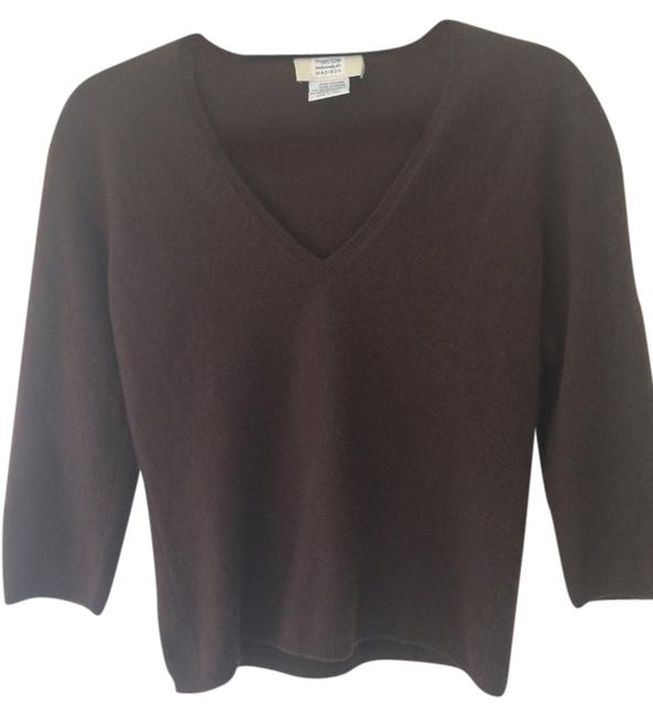 1 Madison Cashmere Made In Italy Sweater