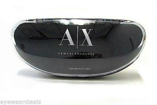 A|X Armani Exchange Armani Exchange AX238 Col AY4 Brown Metal Eyeglasses Frame 53mm 14mm 135mm
