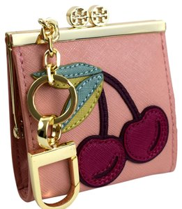 Tory Burch Tory Burch Cherry Coin Purse (key fob)
