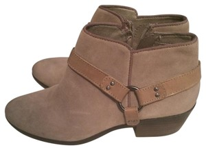 Sam Edelman Ankle Taupe Boots