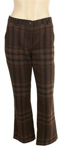 Dolce&Gabbana Wool Dress Plaid Pants