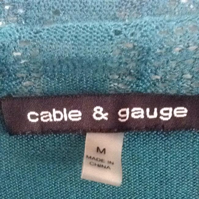 Cable & Gauge Cardigan
