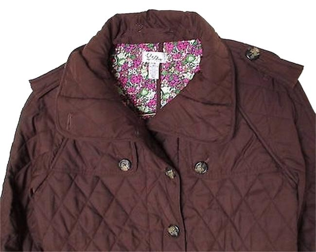 Lilly Pulitzer Brown Jacket