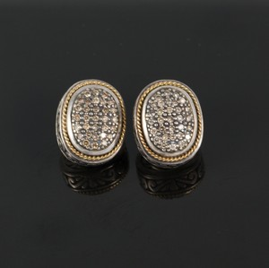 EFFY EFFY Black Diamond Earrings
