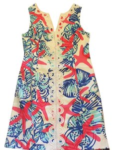 Lilly Pulitzer short dress She She Shells on Tradesy