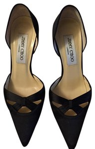 Jimmy Choo Black - Silk/Satin Formal Formal