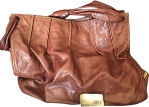 Miu Miu Designer Leather Hobo Bag