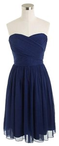J.Crew Navy Newport 29286 Dress