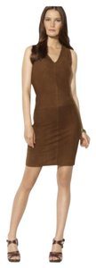 Ralph Lauren short dress Brown on Tradesy