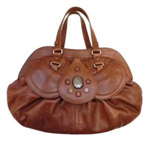 Anya Hindmarch Leather Rare Hobo Bag