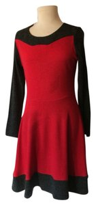 Aryeh short dress Red and black on Tradesy