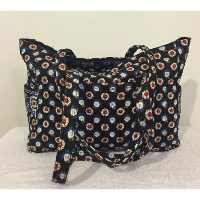 Item - Night Owl Hard To Find Multi-colored Cotton Diaper Bag