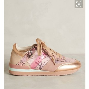 Liebeskind Anthropologie Suede Pink Athletic