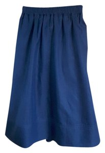 Burberry Skirt Blue
