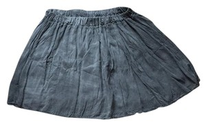 Brandy Melville Mini Skirt Grey
