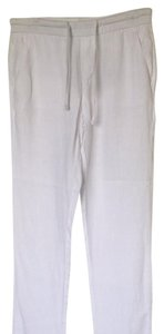James Perse Boot Cut Pants White