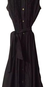 Black Maxi Dress by Banana Republic