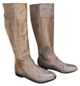 Saks Fifth Avenue Tan Boots