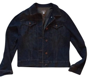 Gap Medium shade of denim Womens Jean Jacket