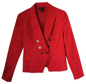 White House | Black Market Red Blazer