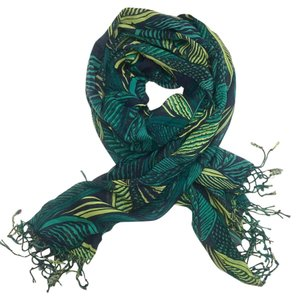 Old Navy Tropical Print Scarf