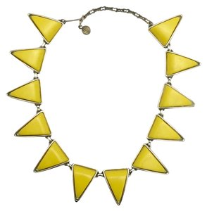 Vintage Triangle Necklace