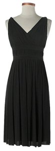 Max Mara Cupro Pleated Backless Dress