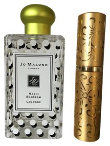 Jo Malone Jo Malone Nashi Blossom Cologne 10ML Gold Refillable Purse Spray
